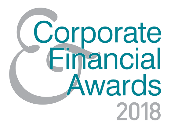 Black Sun clients shortlisted for Corporate and Financial awards